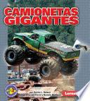 libro Camionetas Gigantes (monster Trucks)