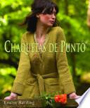 libro Chaquetas De Punto