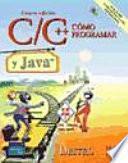 libro Como Programar En C/c++y Java