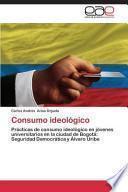 libro Consumo Ideológico