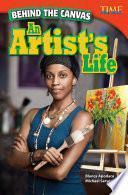 libro Detrás De Lienzo: La Vida De Un Artista (behind The Canvas: An Artist S Life)