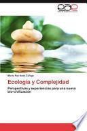 libro Ecología Y Complejidad