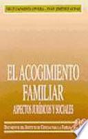 libro El Acogimiento Familiar