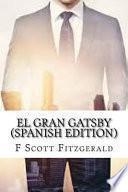 libro El Gran Gatsby (spanish Edition)