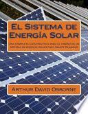 libro El Sistema De Energia Solar