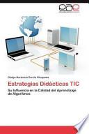 libro Estrategias Didácticas Tic