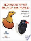 libro Handbook Of The Birds Of The World: Sandgrouse To Cuckoos