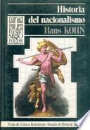 libro Historia Del Nacionalismo