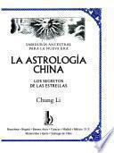 libro La Astrologia China