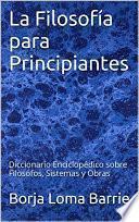 libro La Filosofía Para Principiantes