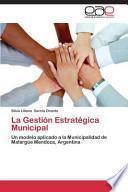 libro La Gestión Estratégica Municipal