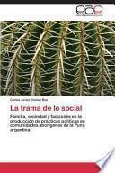libro La Trama De Lo Social