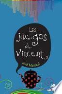 libro Los Juegos De Vincent