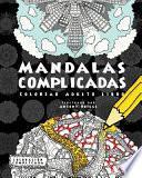 libro Mandalas Complicadas