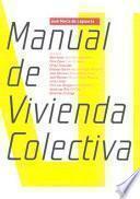 libro Manual De Vivienda Colectiva