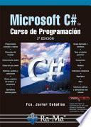 libro Microsoft C#. Curso De Programación. 2ª Edición