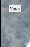 libro Notas