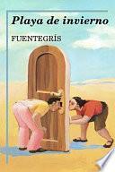 libro Playa De Invierno