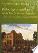 libro Poder, Lujo Y Conflicto En La Corte De Los Austrias