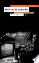 libro Políticas De Televisión