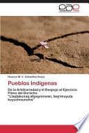 libro Pueblos Indígenas