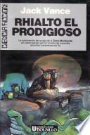 libro Rhialto El Prodigioso