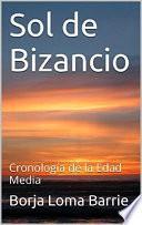 libro Sol De Bizancio