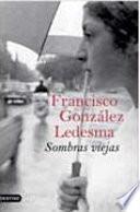 libro Sombras Viejas