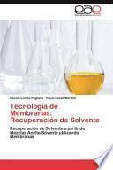 libro Tecnología De Membranas