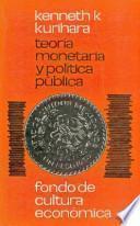 libro Teoría Monetaria Y Política Pública
