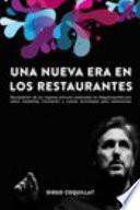 libro Una Nueva Era En Los Restaurantes
