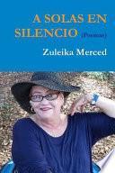 libro A Solas En Silencio (poemas)
