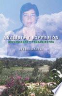 libro Análisis Y Expresión