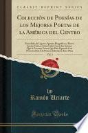 libro Colección De Poesías De Los Mejores Poetas De La América Del Centro, Vol. 3