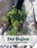 libro Der Beginn