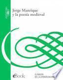 libro Jorge Manrique Y La Poesía Medieval
