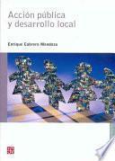 libro Acción Pública Y Desarrollo Local