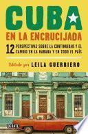libro Cuba En La Encrucijada
