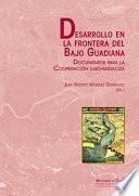 libro Desarrollo En La Frontera Del Bajo Guadiana