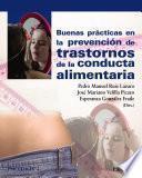 libro Buenas Prácticas En La Prevención De Trastornos De La Conducta Alimentaria