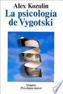 libro La Psicología De Vygotski