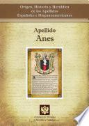 libro Apellido Anes