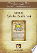 libro Apellido Arteta (navarra)