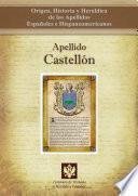 libro Apellido Castellón