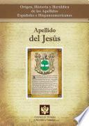 libro Apellido Del Jesús