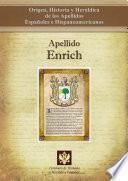 libro Apellido Enrich