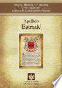 libro Apellido Estradé
