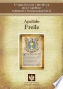 libro Apellido Freile