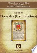 libro Apellido González (extremadura)