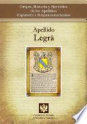 libro Apellido Legrá